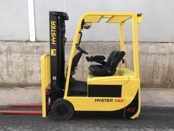 Carretilla eléctrica HYSTER J1.6XMT